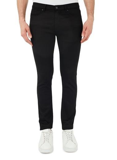 Hugo Boss  Pamuklu Slim Fit Jeans Erkek Kot Pantolon 50448950 001 Siyah